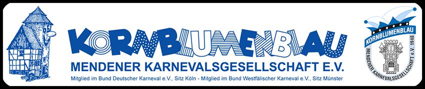 MKG Kornblumenblau e.V.-Logo